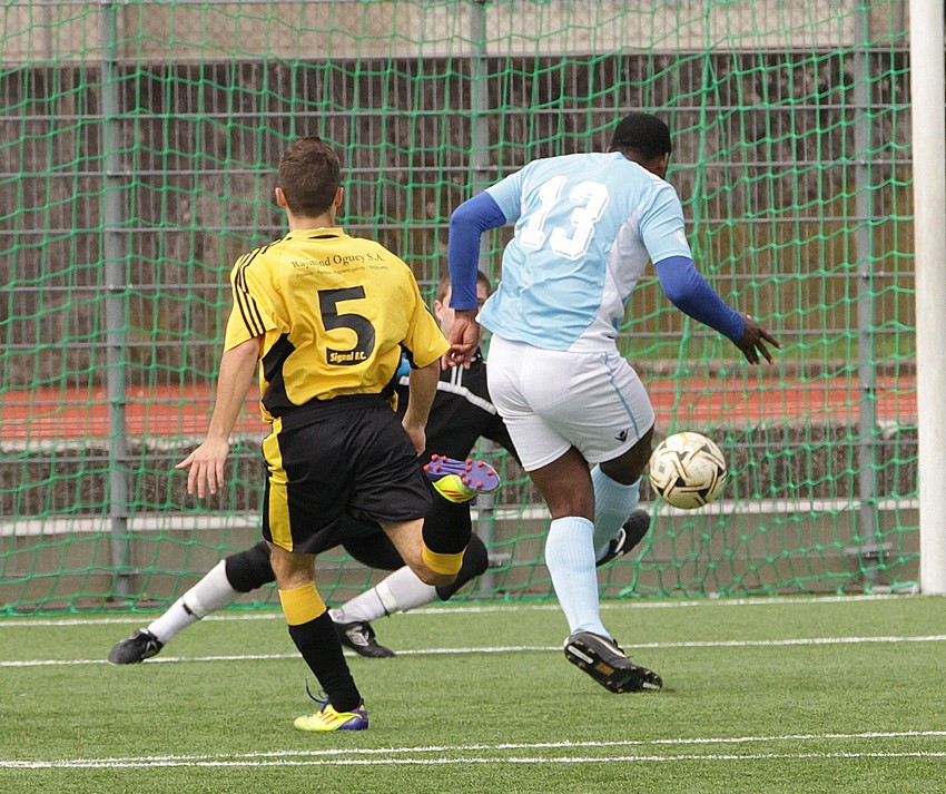 Athlétique-Régina FC vs Signal FC Bernex-ConfignonII 5-2