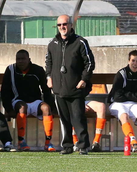 Fc Vernier vs Team Mandement 2-1