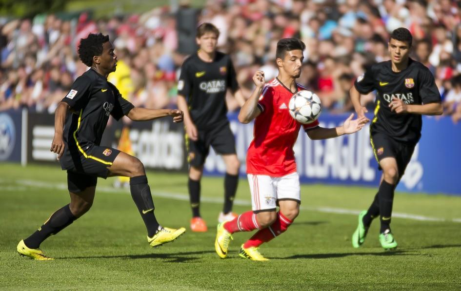 SL Benfica vs FC Barcelona 0-3