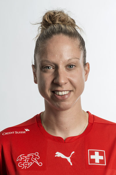 Fussball Frauen-Nationalteam Caroline Abbe