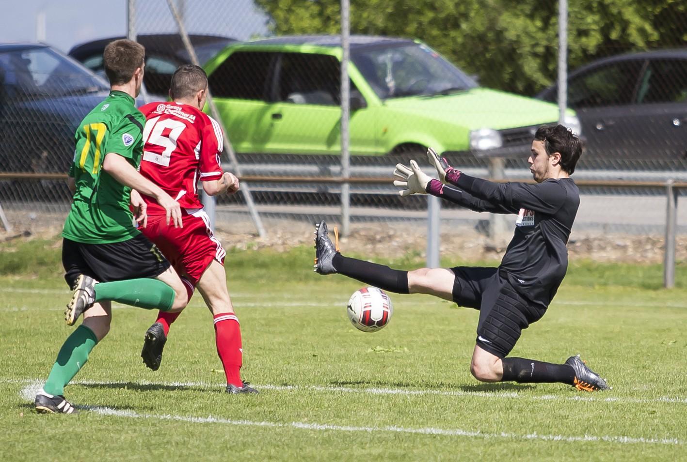 Fc Compesières vs Fc Veyrier sport 0-3