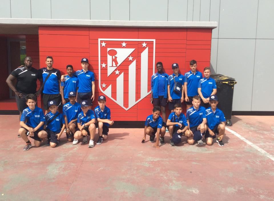 Team ACGF - Atletico Madrid