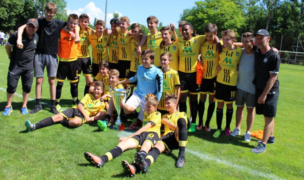 Signal Fc | École de Foot à Bernex