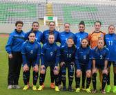 Mirela Jakupi, buteuse pour ses débuts avec le Kosovo