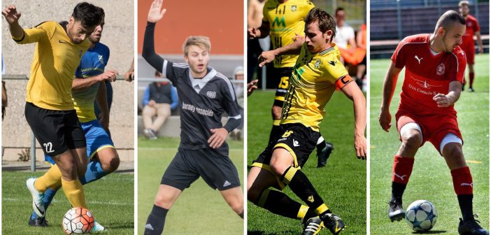 3ème ligue : quatre joueurs en tête à la trêve