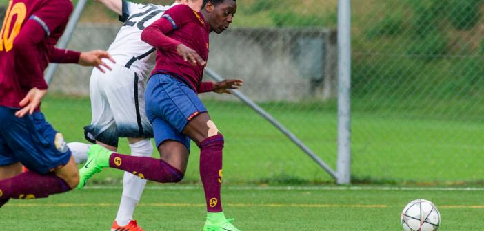 Lungoyi : «Si on m'avait promis d'intégrer définitivement la première équipe, je serais resté»