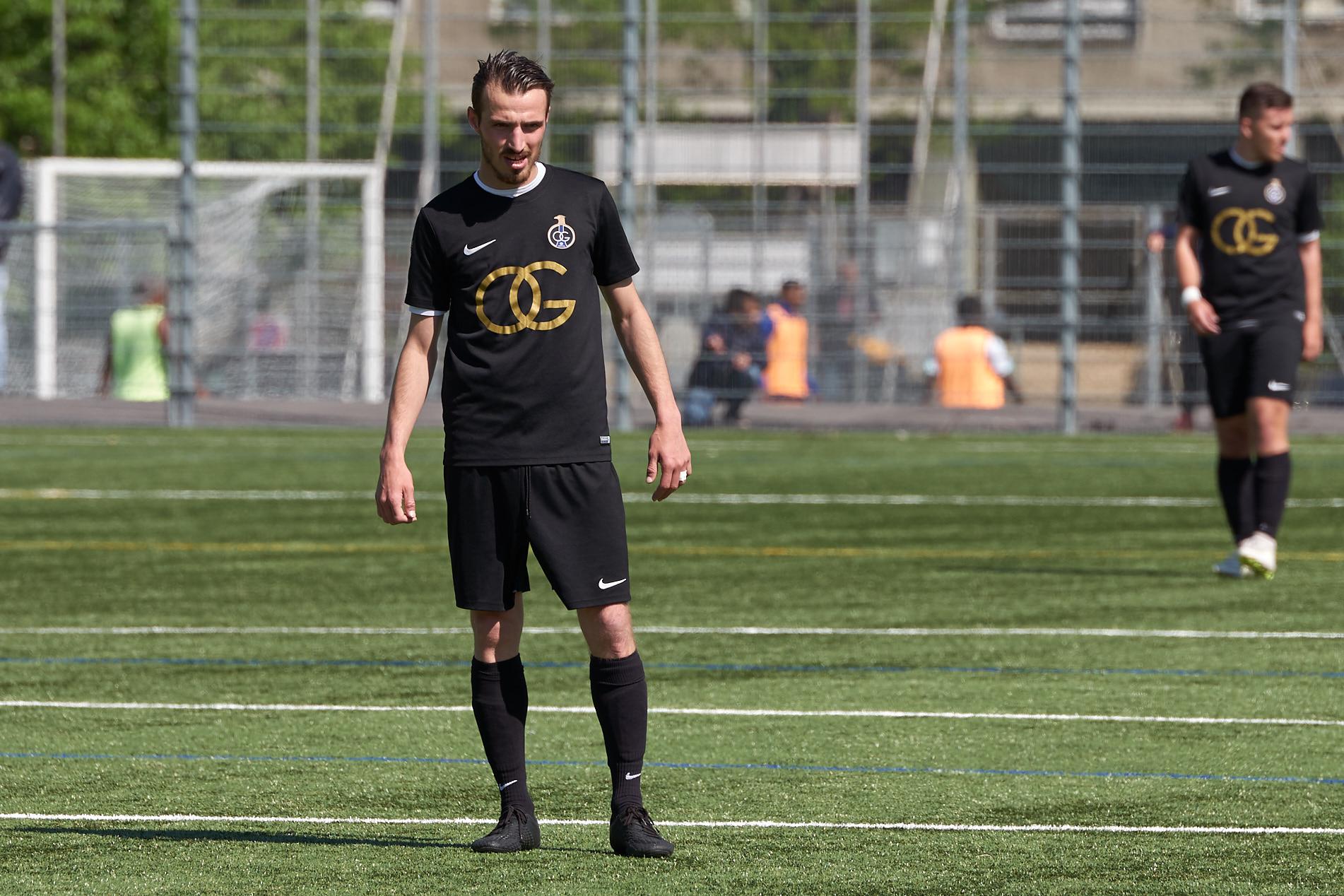 L'Olympique de Genève file en 1ère ligue