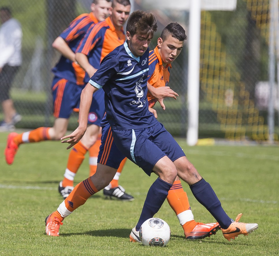 Fc City vs Fc Aire le Lignon 2-3