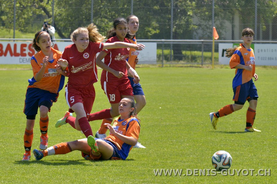 Finale Coupe Genevoise C1 - FCALL FC Chenois - Mai (16)