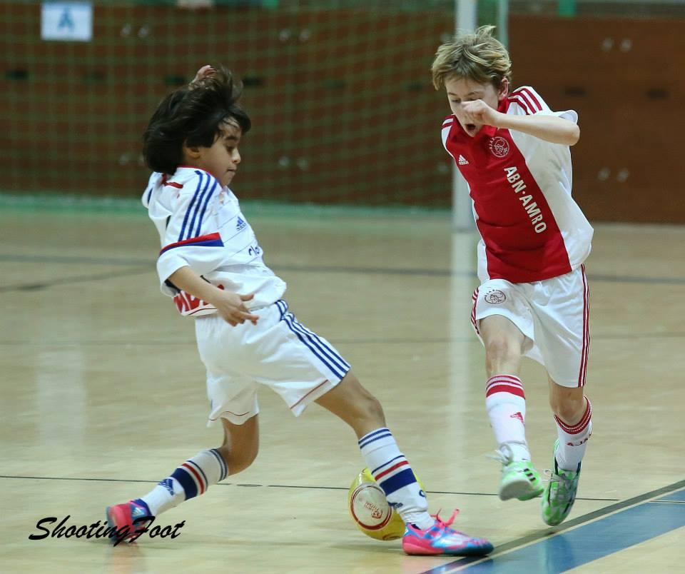 Ajax-Lyon-U11