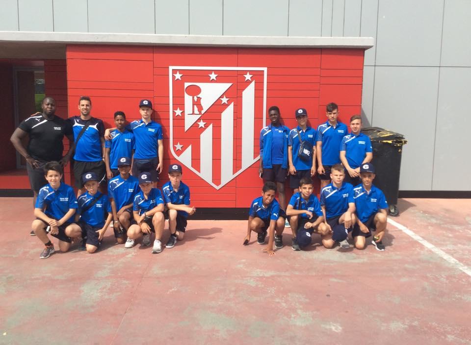 Team ACGF - Atletico Madrid