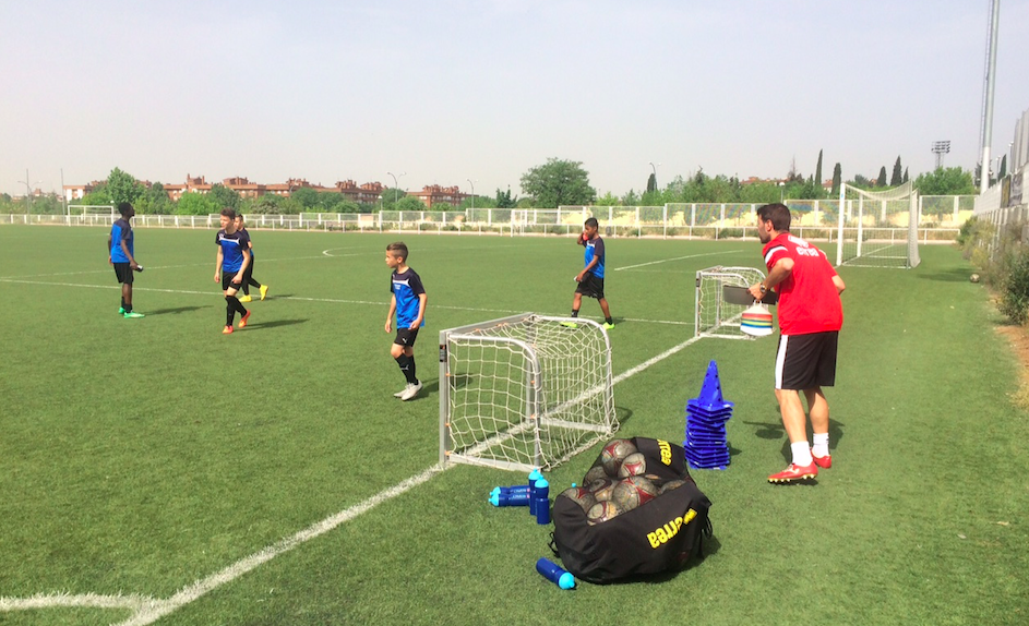 Team ACGF - Rayo Vallecano
