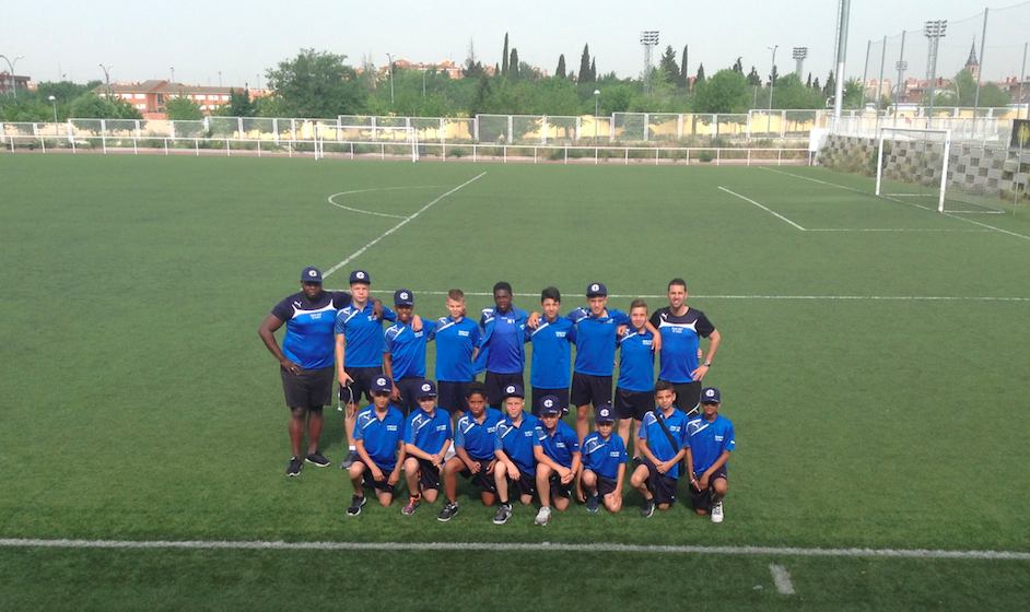 Team ACGF - Rayo centre