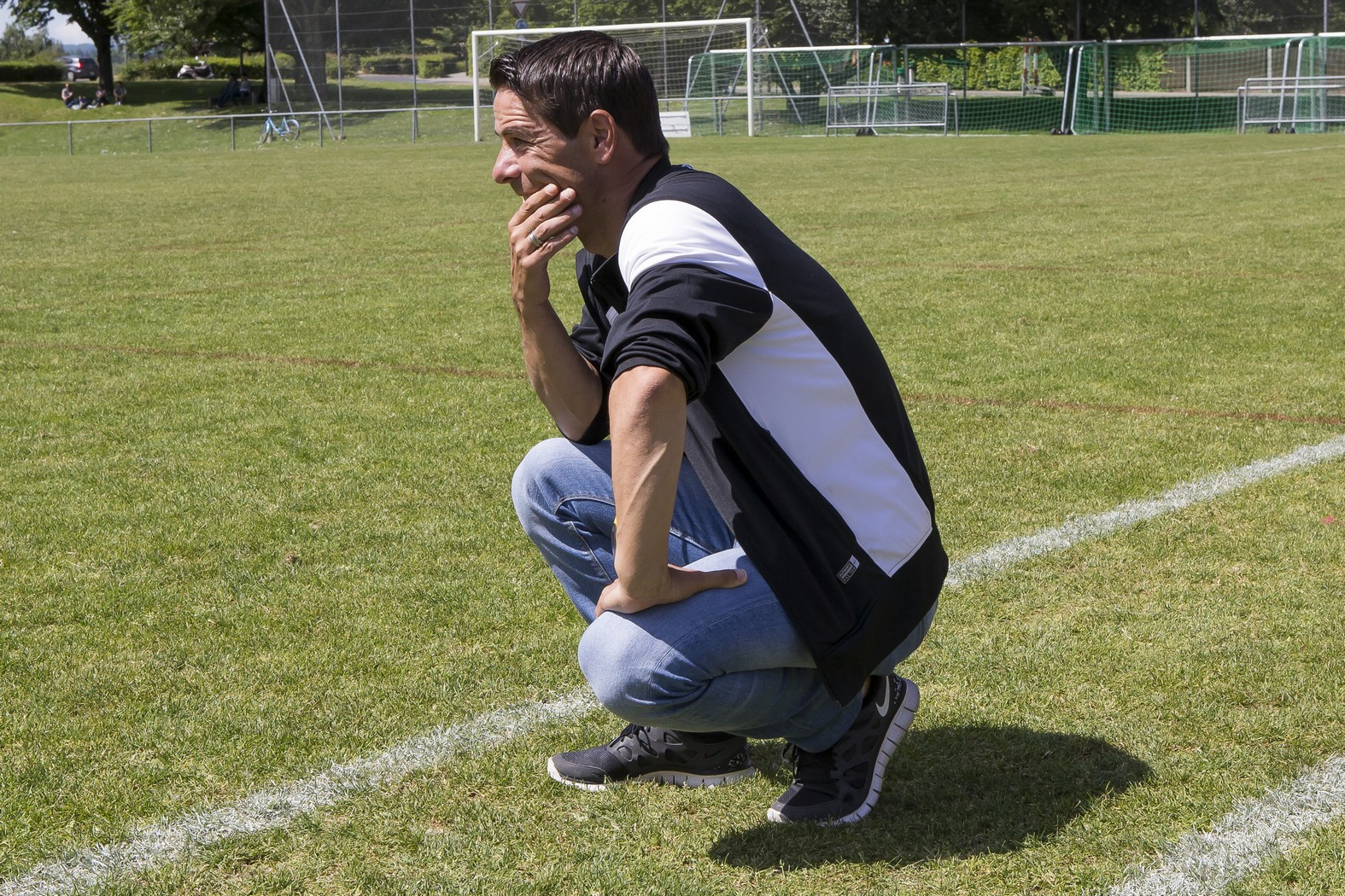 Match de 3ème ligue entre la formation du Fc Veyrier et celle du Fc Avanchet