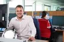 Olivier Doglia travaille à l'UEFA au développement des joueurs